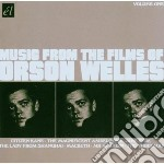 Music From The Films Of Orson Welles cd musicale di Artisti Vari