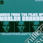 Music From The Films Of Marlon Brando cd musicale di Artisti Vari