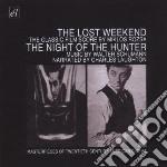 Lost Weekend / Night Of The Hunter cd musicale di Artisti Vari