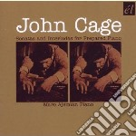 Cage, John - Sonatas And Interludes For Prepared Pain cd musicale di John Cage