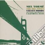 Torme, Mel/mel Tones - Velvet Moods cd musicale di Mel/mel tones Torme