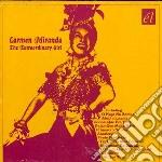 CD - MIRANDA, CARMEN - EXTRAORDINARY GIRL cd musicale di Carmen Miranda