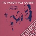 CLASSIC CONCEPT cd musicale di MODERN JAZZ QAURTET