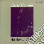 Chris Connor - All About Chris cd musicale di Chris Connor