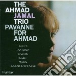 Ahmad Jamal - Pavanne For Ahmad cd musicale di Ahmad Jamal