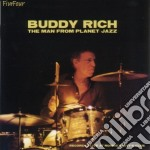 Buddy Rich - Man From Planet Jazz cd musicale di Buddy Rich