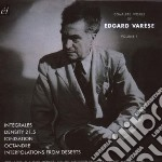 COMPLETE WORKS OF                         cd musicale di Edgard Varese