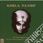 GRAND MOGHUL SUITE/THE UNIVERSAL LANGUAG  cd musicale di Korla Pandit