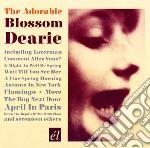 ADORABLE BLOSSOM DEARIE                   cd musicale di Blossom Dearie