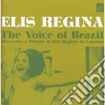 VOICE OF BRAZIL                           cd musicale di Elis Regina