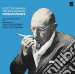 Stravinsky - Octet To Orpheus - The Neo-classical cd musicale di Igor Stravinsky