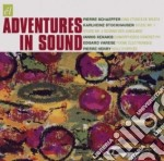 Stockhausen, Karlhei - Adventures In Sound cd musicale di STOCKHAUSEN