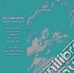 Wiliam Byrd - Secret Choral Music cd musicale di William Byrd