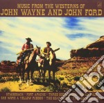 Music From The Westernsof John Wayne And cd musicale di ARTISTI VARI