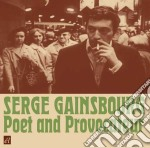 POET AND PROVOCATEUR                      cd musicale di Serge Gainsbourg