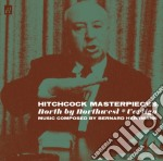 Bernard Herrmann - Hitchcock Masterpieces North By Northwest cd musicale di Bernard Herrmann