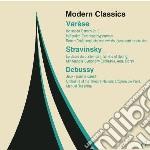 Modern classics cd musicale di Edgard Varese