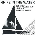 Knife in the water ost cd musicale di Krzvsztof Komeda