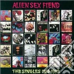 SINGLES COLLECTION cd musicale di ALIEN SEX FIEND