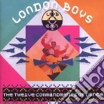 London Boys - Twelve Commandments Of Dance cd musicale di Boys London