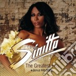 The greatest hits + bonus hits dvd cd musicale di SINITTA