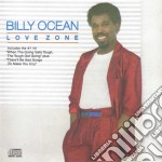 Billy Ocean - Love Zone cd musicale di Billy Ocean
