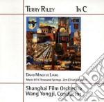In c cd musicale di Terry Riley
