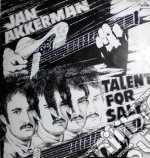 Jan Akkerman - Talent For Sale cd musicale di Jan Akkerman