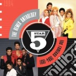 The remix anthology cd musicale di Star Five