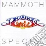 Decameron - Mammoth Special cd musicale di Decameron