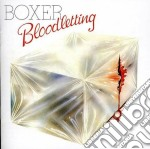 Boxer - Bloodletting cd musicale di Boxer