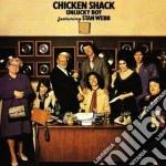 Unlucky boy cd musicale di Shack Chicken