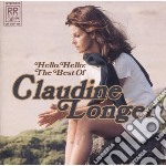 Claudine Longet - Hello Hello - The Best Of... cd musicale di Claudine Longet