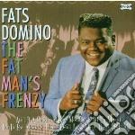 Fats Domino - Fat Man's Frenzy cd musicale di Fats Domino