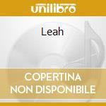 Leah cd musicale di Leah Kunkel