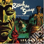 Les Baxter - Ritual Of The Savage/passions cd musicale di LES BAXTER