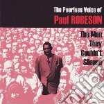 Robeson, Paul - Man They Couldn't Silence cd musicale di Paul Robeson