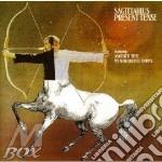 Sagittarius - Present Tense cd musicale di SAGITTARIUS