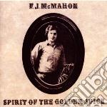 Mcmahon, F.j. - Spirit Of The Golden Juice cd musicale di F.j. Mcmahon