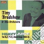 HEAVY JUICE cd musicale di T. & his or Bradshaw