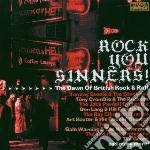 Rock You Sinners cd musicale di Artisti Vari