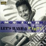 IN THE 50S - LET'S HAVEA PARTY            cd musicale di Amos Milburn