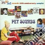 PET SOUNDS - RPM RECORDS                  cd musicale di Artisti Vari