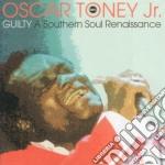 Oscar Toney Jr. - Guilty cd musicale di Oscar jr Toney