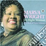 Marva Wright - Do Right Woman cd musicale di Marva Wright