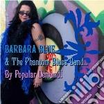 BY POPULAR DEMAND cd musicale di B. & phantom b Blue