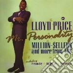 MR. PERSONALITY                           cd musicale di Lloyd Price