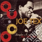 Tex, Joe - Singles A's & B's Vol.11964-1966 cd musicale di Joe Tex