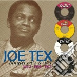 Joe Tex - Singles A's & B's Vol.3: 1969-1972 cd musicale di Joe Tex