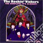 LIFELINES -COMPLETE...                    cd musicale di Vickers Rockin